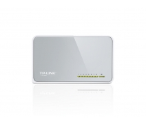 TP-LINK 8 PORT 10/100Mbps DESKTOP SWİTCH