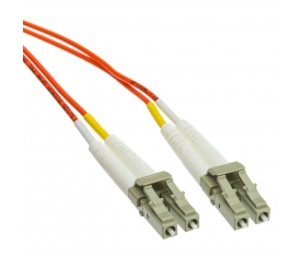 EXTRALINK PATCHCORD LC/APC-MULTI MODE DUBLEX OM2 3,00 MM 5M