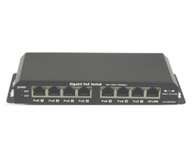 GPOES-8-7 Gigabit PoE Switch