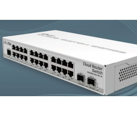 Mikrotik CRS326-24G-2S+IN
